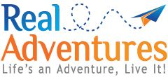 Real Adventures logo