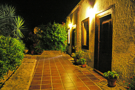 Guest rooms. accomodation in Sicily