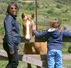 Horse riding vacations in Italy
